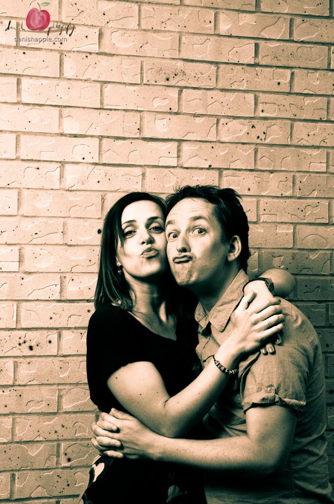 Ilona and Mark – pre wedding shoot