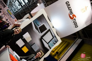 Graphistudio stand at the Photography Show 2014