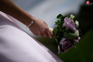 Bridal bouquet shot with the Nikon D810