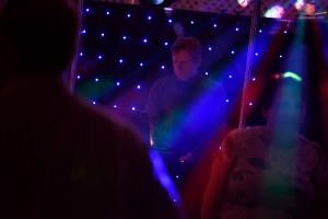 Wedding DJ shot with Nikon D810