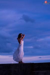 Ilona - trash the dress - milford on sea (6)