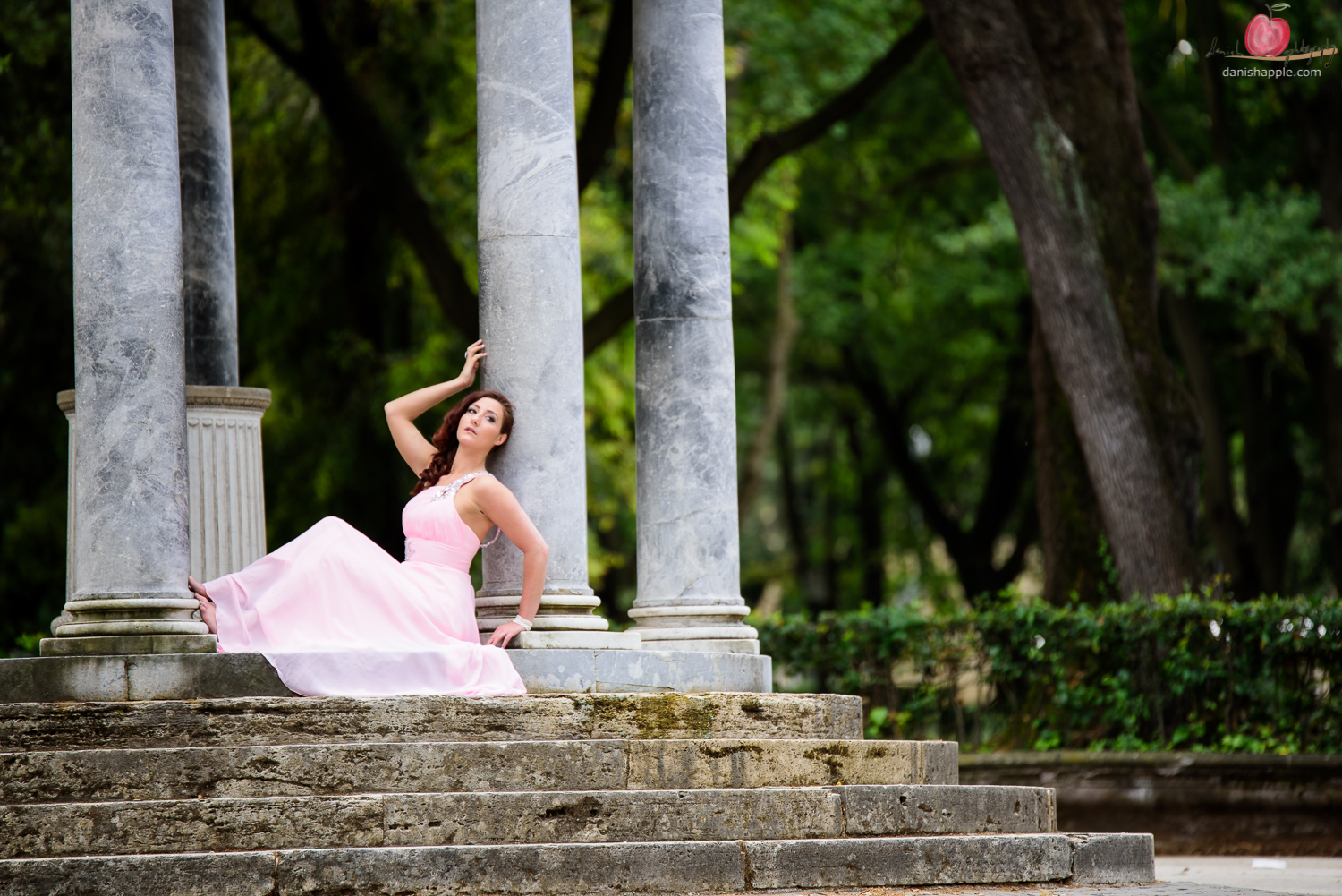 Nikon D810 For Wedding Photography: Wedding And Fashion Photography Abroad: Location, Location